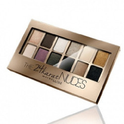 Palette THE ROCKED NUDES GEMEY MAYBELLINE