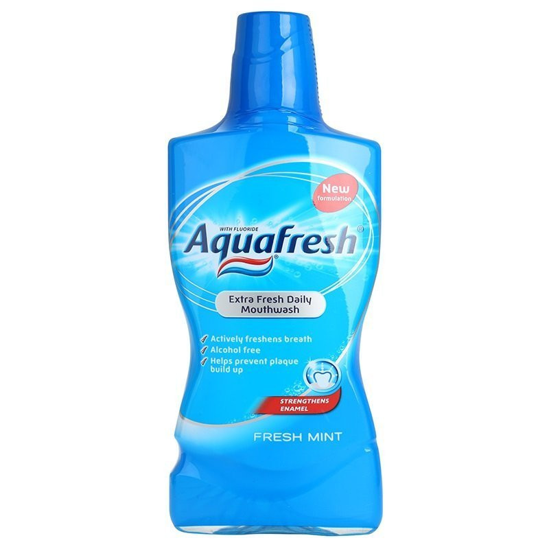 Bain de Bouche AQUAFRESH - Fresh Mint