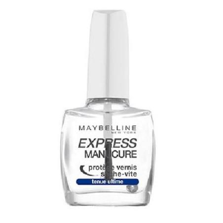 Maybelline New York - Protège Vernis EXPRESS MANUCURE - Tenue Ultime