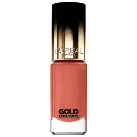 L'ORÉAL - Vernis COLOR RICHE - CP36 Nude Gold