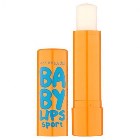 Maybelline New York - Baume à lèvres BABY LIPS SPORT - Seas the Blue