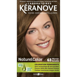 Coloration KÉRANOVE Sans Ammoniaque - 7 Blond