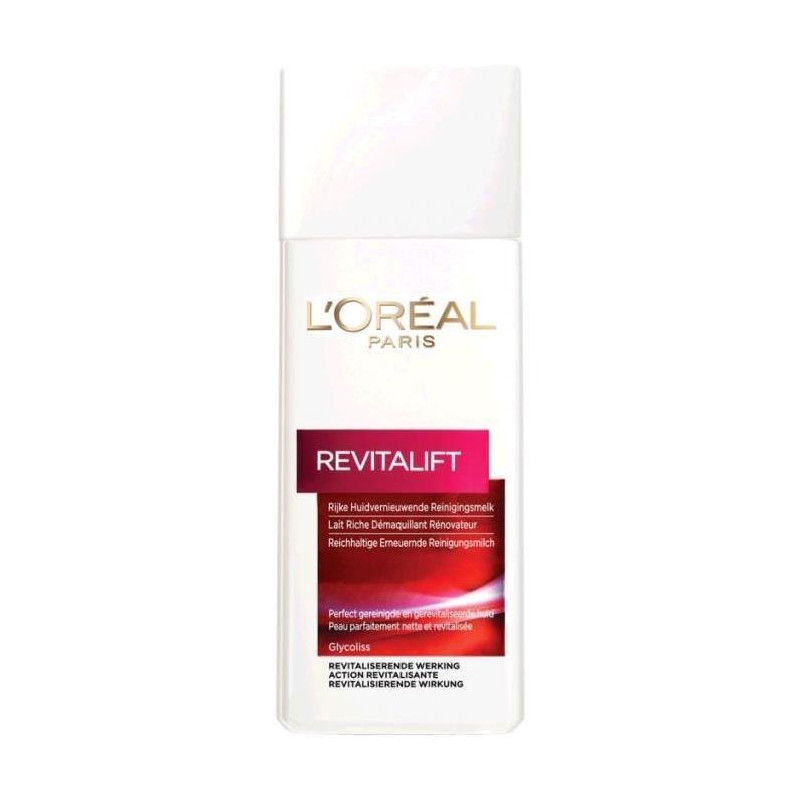 Lait Démaquillant REVITALIFT 200ml