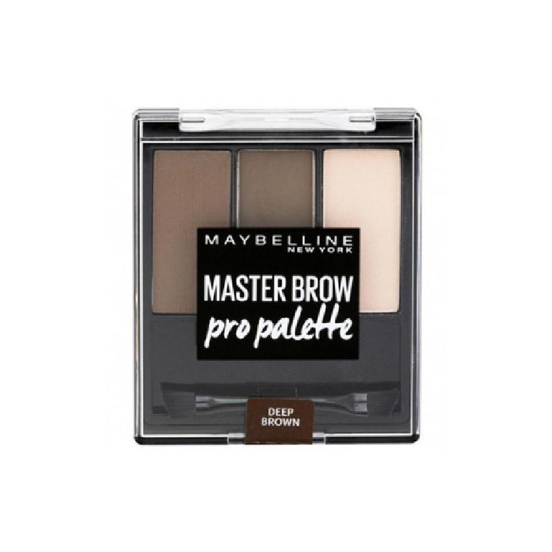 MASTER BROW Pro Palette - 03 Soft Brown