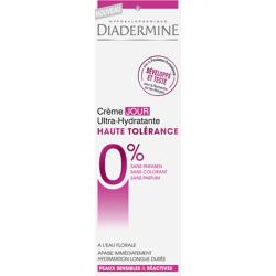 Crème hydratante HAUTE TOLÉRANCE DIADERMINE