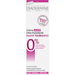 DIADERMINE - Crème hydratante HAUTE TOLÉRANCE