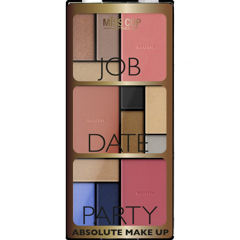 Palette ABSOLUTE MAKE UP MISS COP