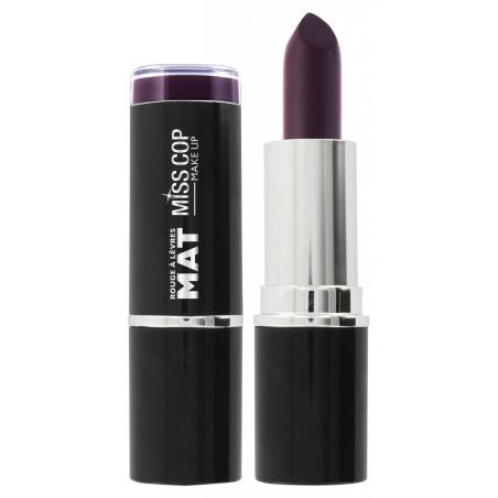 MISS COP - Rouge à lèvres MAT - 11 Miss Glam