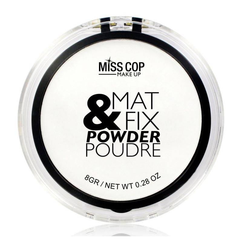 Poudre Mat & Fix MISS COP