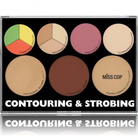 Kit Contouring & Strobing MISS COP