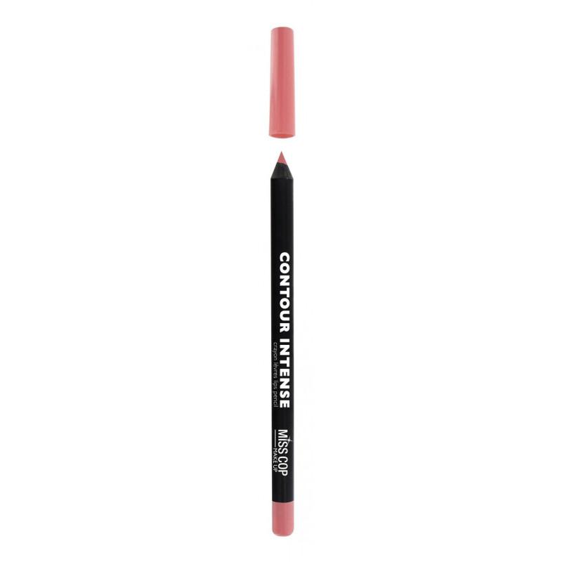 Crayon à Lèvres Contour Intense MISS COP N°12 Rose Nude