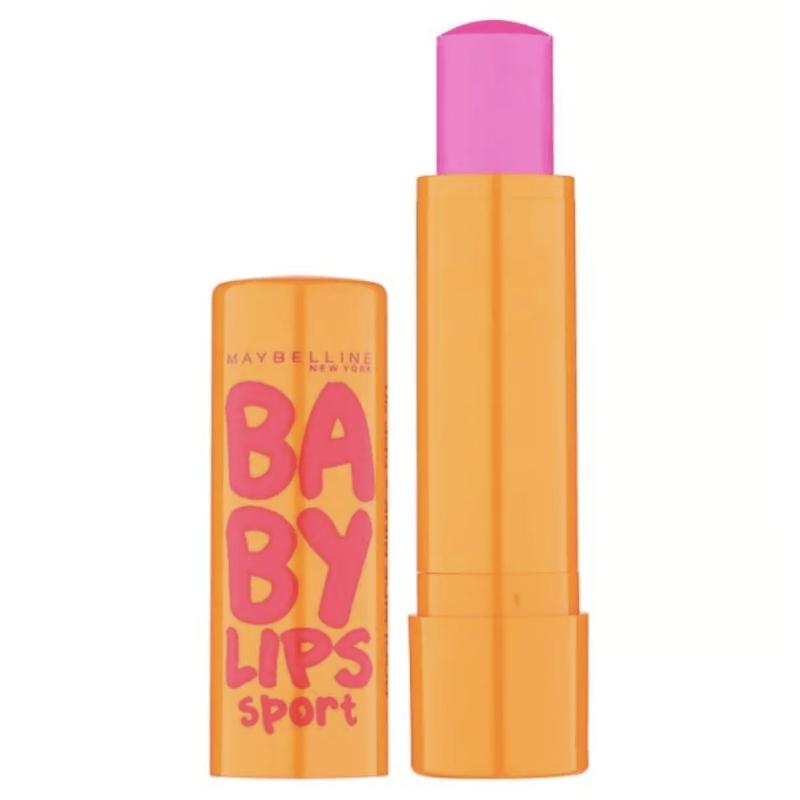Baume à lèvres BABY LIPS SPORT