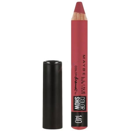 Maybelline New York - Crayon à Lèvres COLOR SHOW - 140 Minimalist