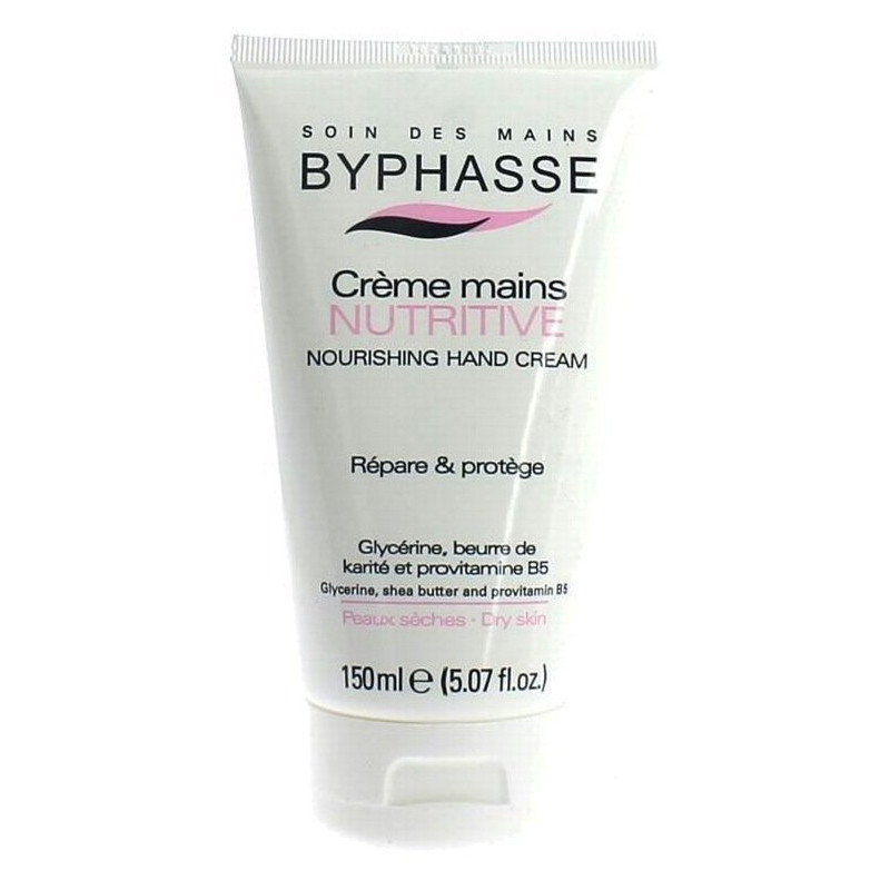 Crème Mains et Ongles BYPHASSE - 150ml