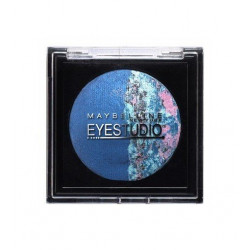 GEMEY MAYBELLINE - Ombre à Paupières EYESTUDIO COSMIC DUO - 40 Blue Moon