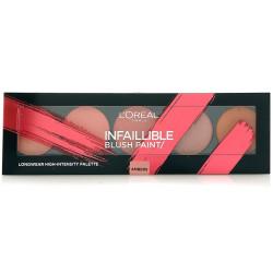 La Palette Blush INFAILLIBLE PAINT - 02 Les Ambres