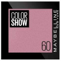 GEMEY MAYBELLINE - Ombre à paupières COLOR SHOW - 60 Ny Princess