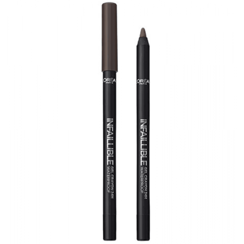 Gel crayon 24H Waterproof INFAILLIBLE - 03 Browny Crush