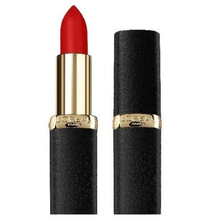 L'ORÉAL - Rouge à Lèvres COLOR RICHE MAT - 344 Retro Red