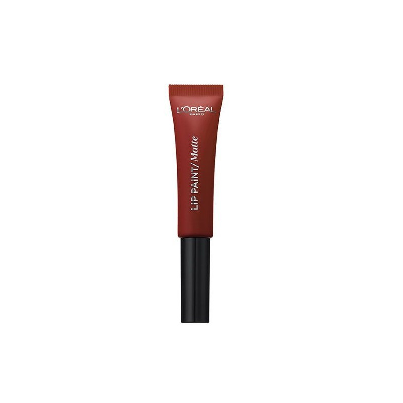 Rouge à lèvres Liquide INFAILLIBLE LIP PAINT MATTE - 205 Apocalypse Red
