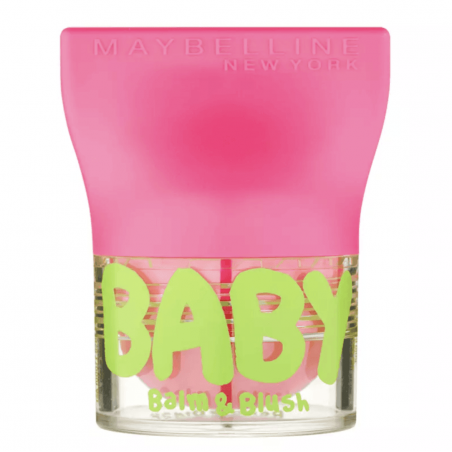 Maybelline New York - Baume à Lèvres & Blush BABY LIPS - 02 Flirty Pink