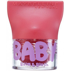 Maybelline New York - Baume à Lèvres & Blush BABY LIPS - 03 Juicy Rose