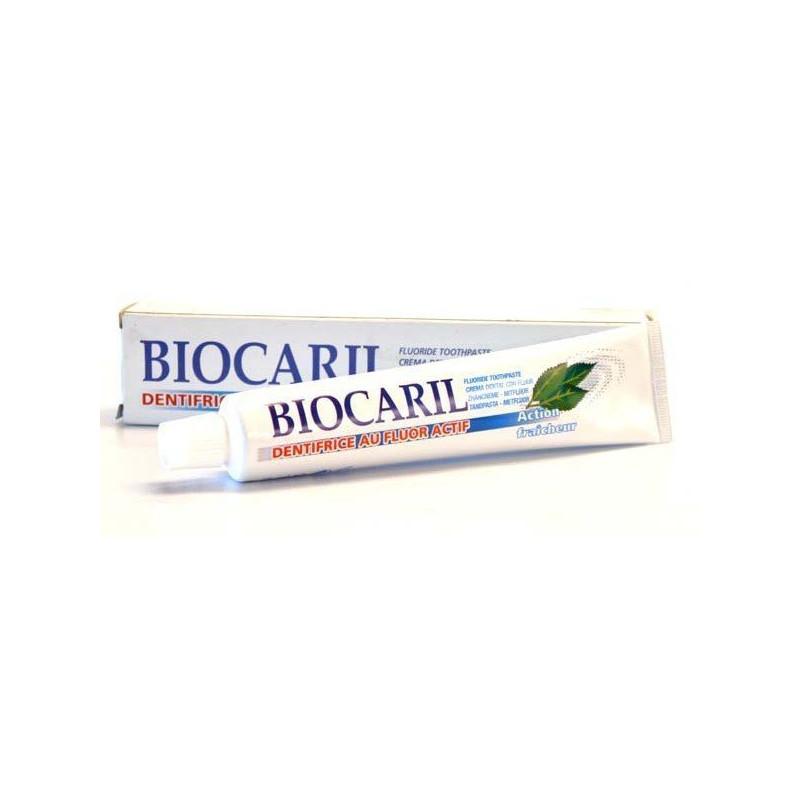 Dentifrice BIOCARIL Action Fraîcheur - 75ml