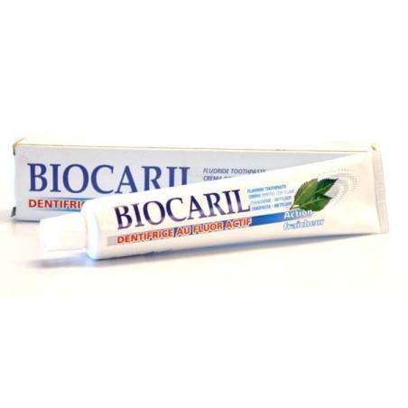 Biocaril - Dentifrice Action Fraîcheur - 75ml