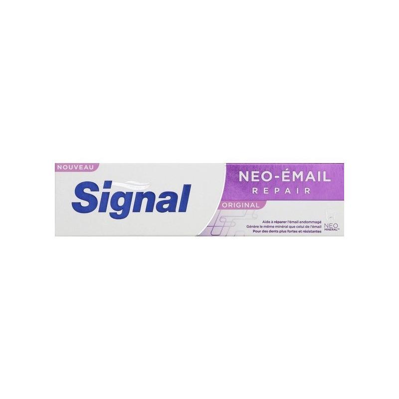 Dentifrice Signal NÉO-ÉMAIL REPAIR - Original 75ml