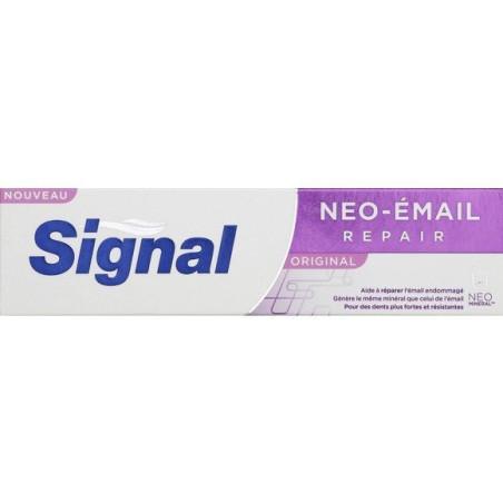 SIGNAL - Dentifrice NÉO-ÉMAIL REPAIR - Original 75ml