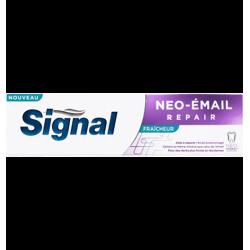 SIGNAL - Dentifrice NÉO-ÉMAIL REPAIR - Fraîcheur 75ml