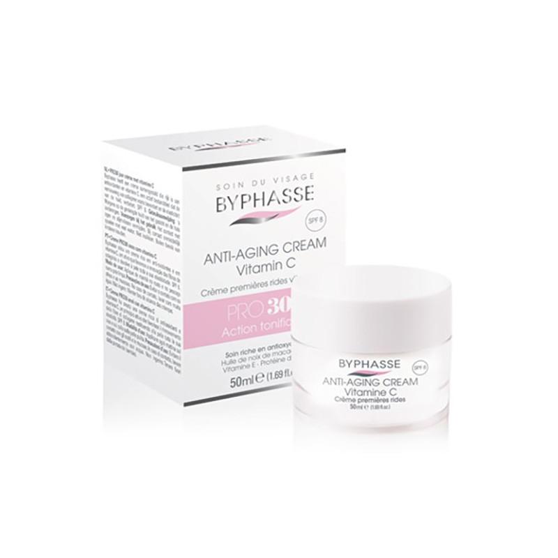 Crème Anti-Âge PRO30 Vitamine C BYPHASSE