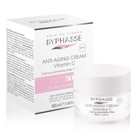 BYPHASSE - Crème Anti-Âge PRO30 Vitamine C