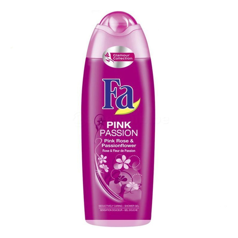 FA - Gel Douche - Pink Passion