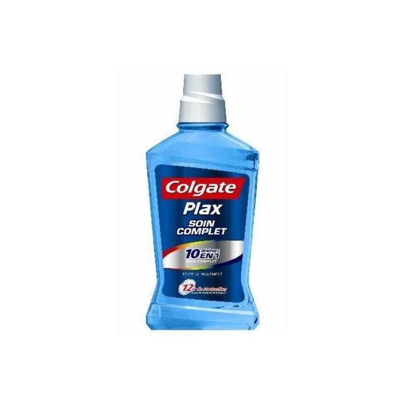 Colgate - Bain De Bouche - Plax Soin Complet