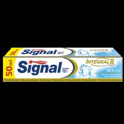 SIGNAL - Dentifrice INTEGRAL 8 White 50ml