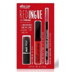 MISS COP - Coffret - Red Dingue