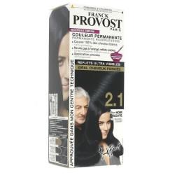 FRANCK PROVOST - Coloration Permanente - 2.1 Noir Bleuté