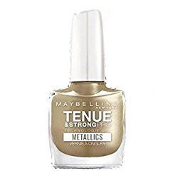 GEMEY MAYBELLINE - Vernis TENUE & STRONG PRO - 880 Golden Thread