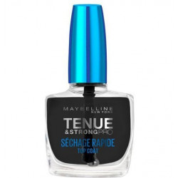 GEMEY MAYBELLINE - Top Coat TENUE & STRONG PRO - Séchage Rapide