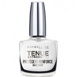 GEMEY MAYBELLINE - Base Coat TENUE & STRONG PRO - Protège & Renforce