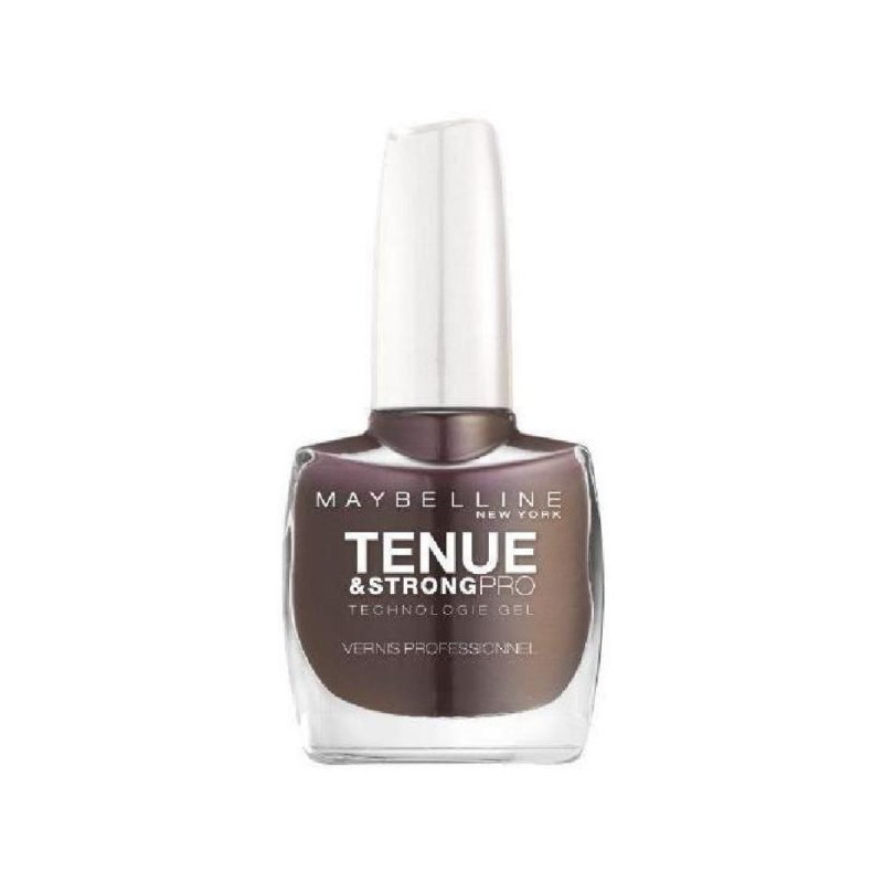 GEMEY MAYBELLINE - Vernis TENUE & STRONG PRO - 786