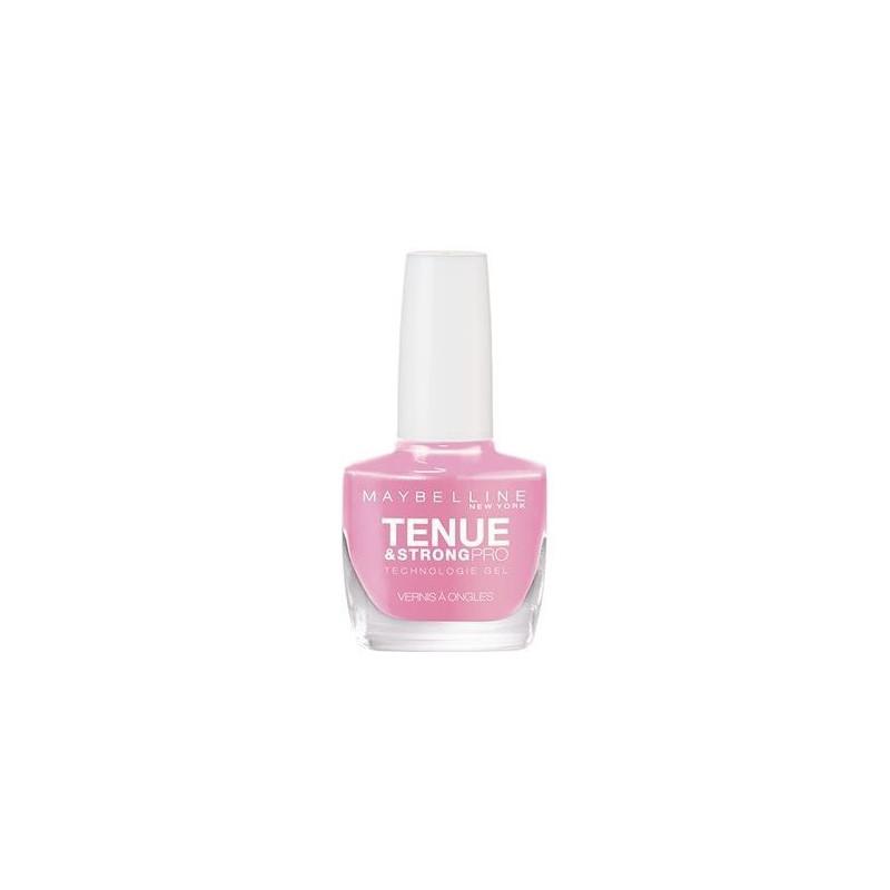 GEMEY MAYBELLINE - Vernis TENUE & STRONG PRO - 120 flushed Pink