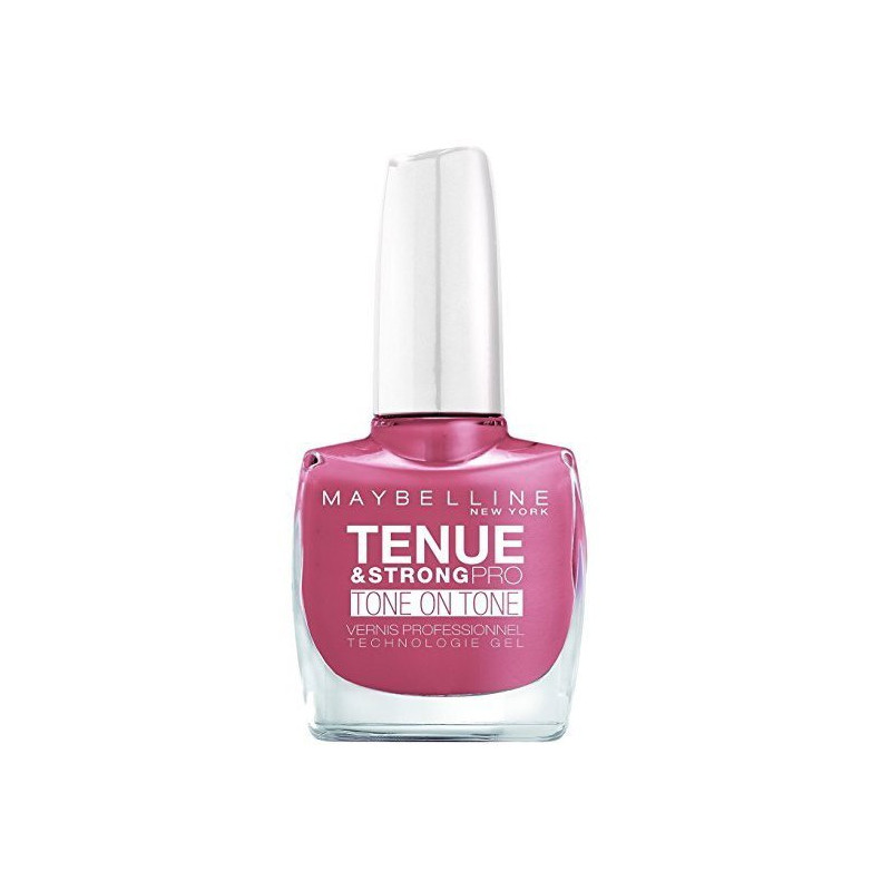 GEMEY MAYBELLINE - Vernis TENUE & STRONG PRO - 878 Barely Yours
