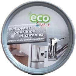 ECONET - Nettoyant pour Inox et Chromes - 300g