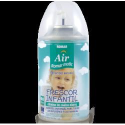 ROMAR - Recharge Désodorisante Automatique - Baby Fresh