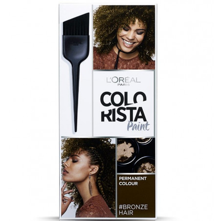 L'ORÉAL - Couleur Permanente COLORISTA PAINT - Bronze