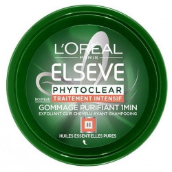 L'ORÉAL - Gommage Purifiant Avant-Shampoing ELSEVE PHYTOCLEAR