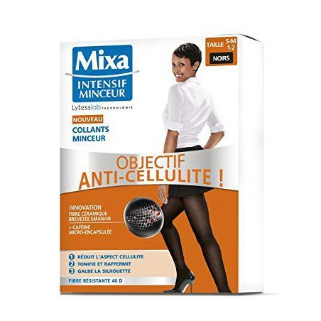 MIXA - Collants Minceur Anti-Cellulite