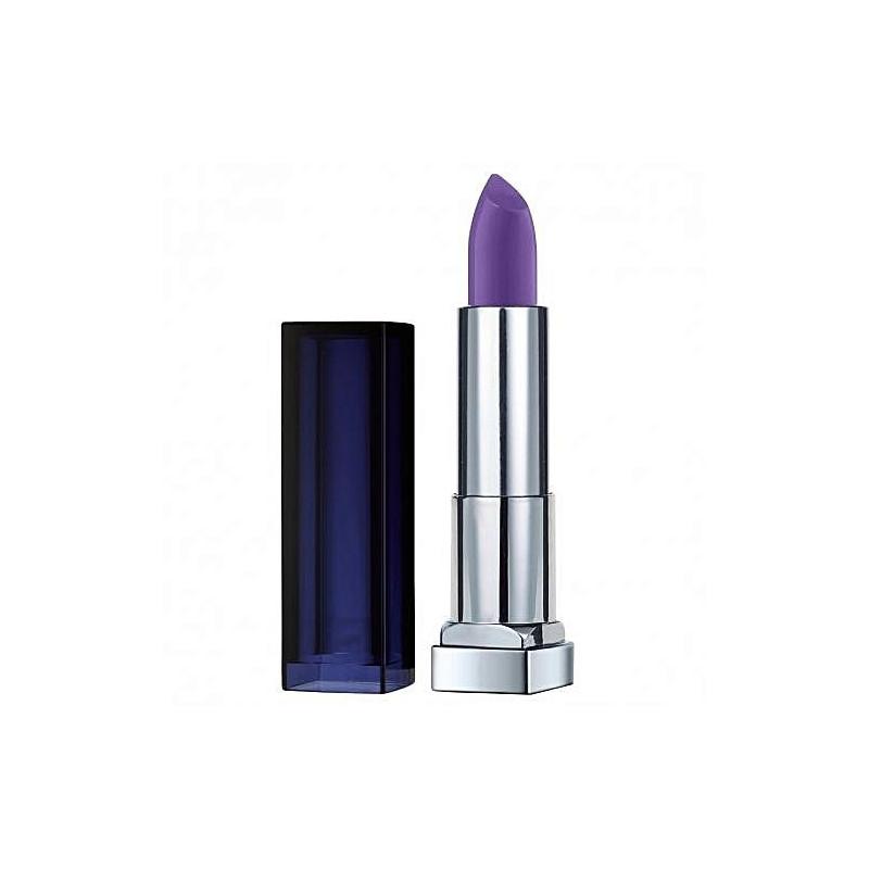 GEMEY MAYBELLINE - Rouge à lèvres MAT INTENSE COLOR SENSATIONAL - 891 Sapphire Siren